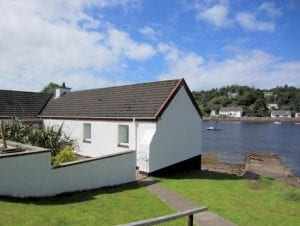 The Anchorage, Gairloch, Charlestown, Wester Ross, IV21 2AH